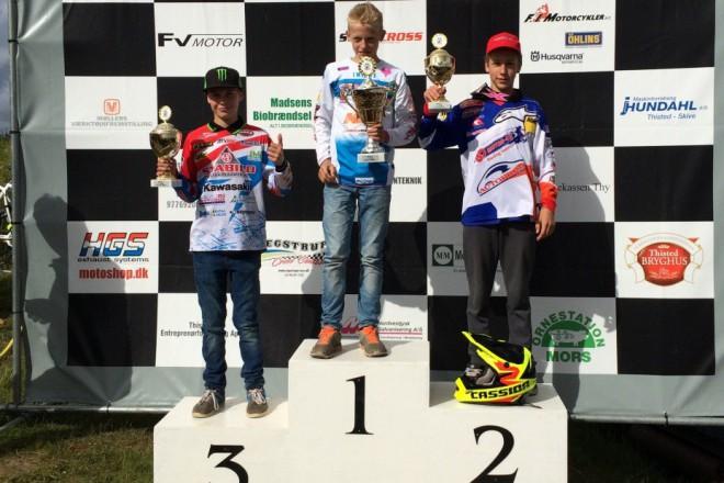 Úspìch èeských juniorù v nejsilnìjší kvalifikaèní skupinì ME v motokrosu!