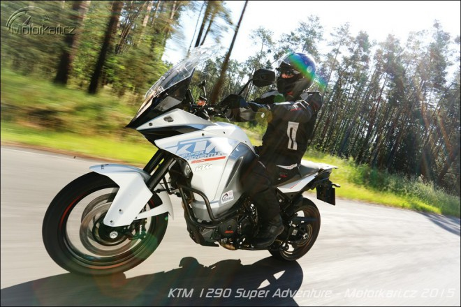 KTM 1290 Super Adventure: travel maker
