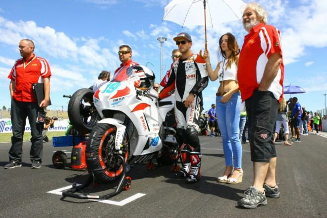 Doufali jsme v lepší výsledek, øíká Jan Saska z SMS Racing
