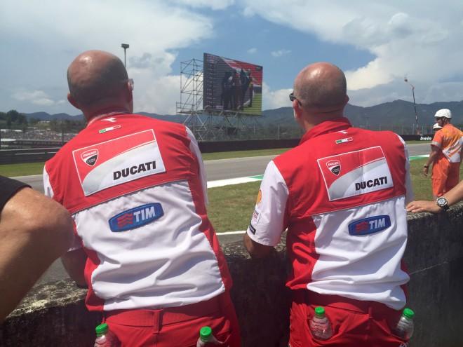 Když na MotoGP, tak do Mugella