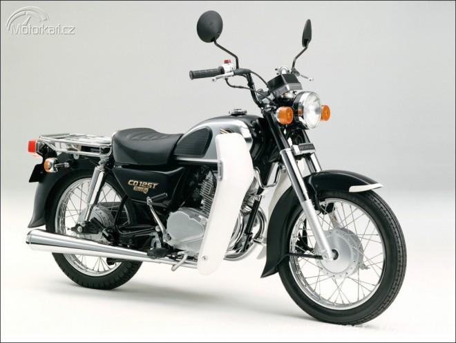 Honda Benly CD125T: Kochat se pohledem po okol�