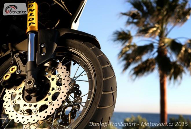Sta� se testovac�m jezdcem - napi� si o sadu pneu Dunlop