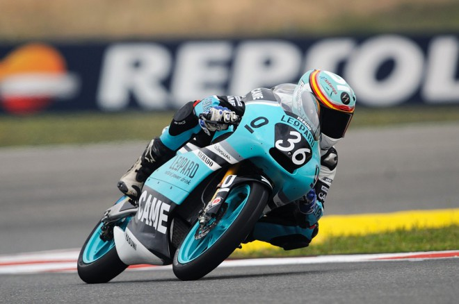 Leopard Racing podepsal pro rok 2016 s Joanem Mirem
