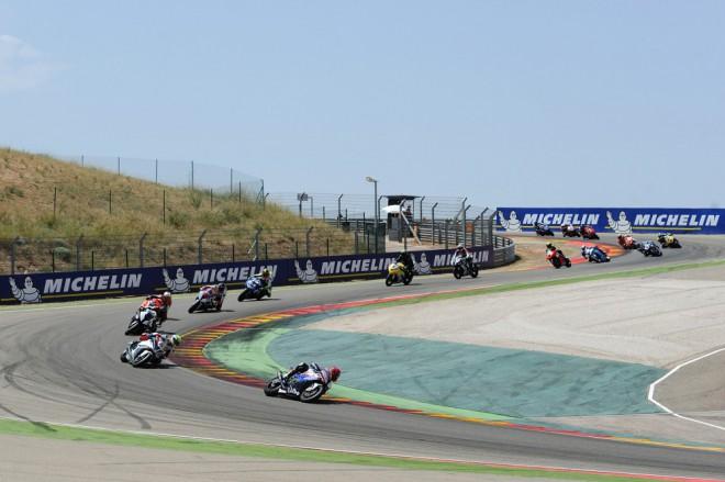 V Aragonii s pøevahou vyhrál Mir, Pons a Morales