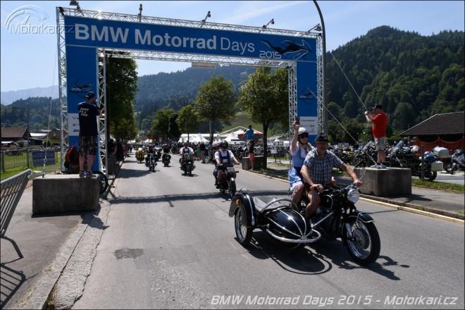 BMW Motorrad Days 2015 za námi