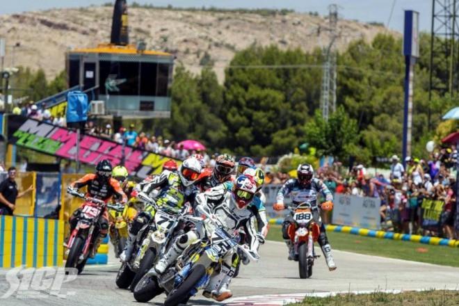 Ve Španìlsku vyhrál Chareyre, Schmidt má evropský titul