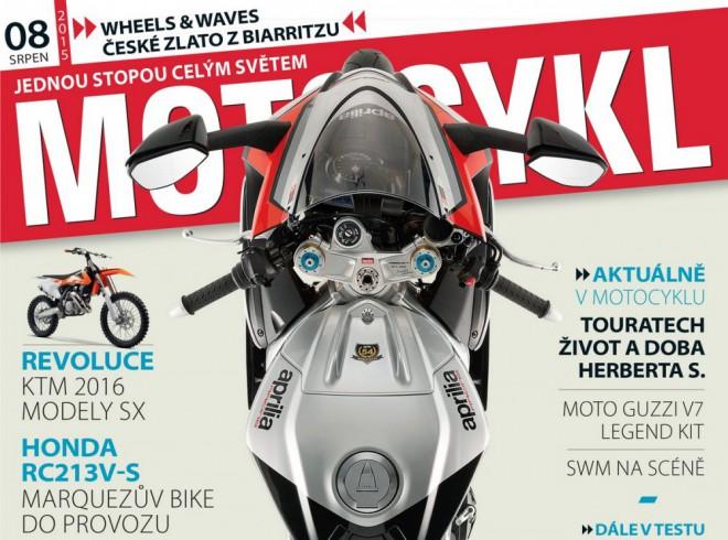 Motocykl 8/2015