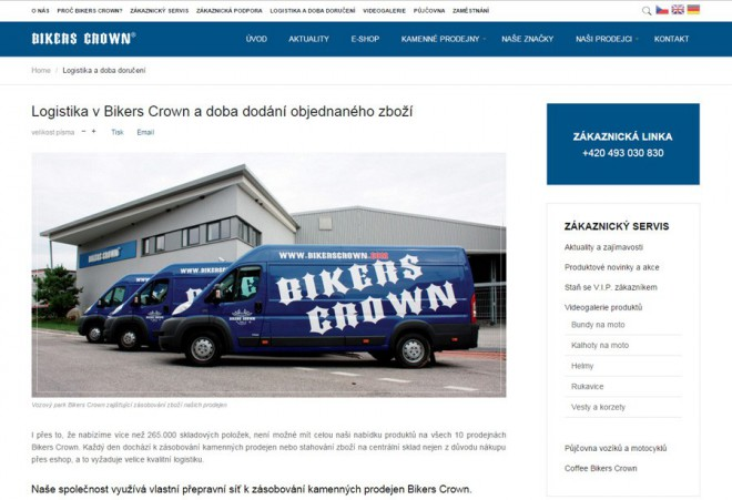 Bikers Crown m� nov� web