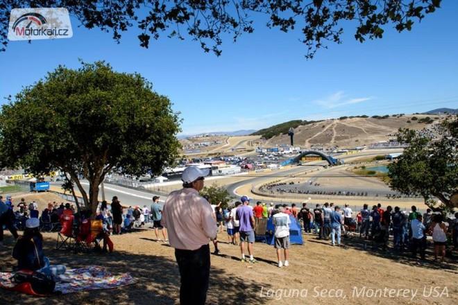 Devátý podnik MS Superbike – Laguna Seca
