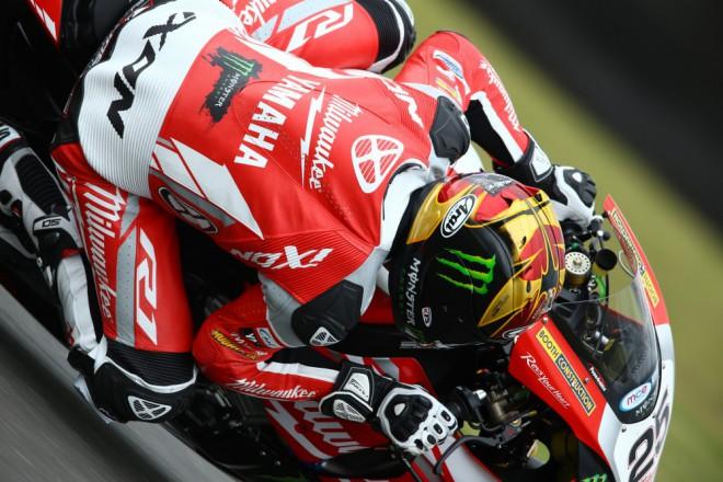 Oba závody v Brands Hatch vyhrál Josh Brookes