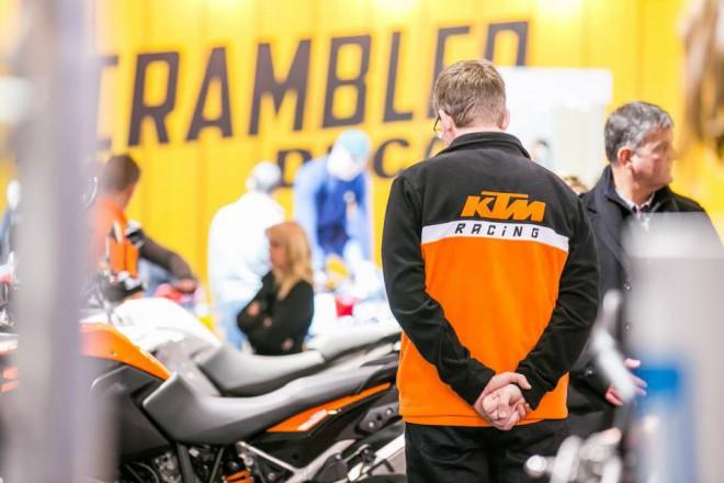 V Barcelonì zapracovala rakouská KTM na podvozku
