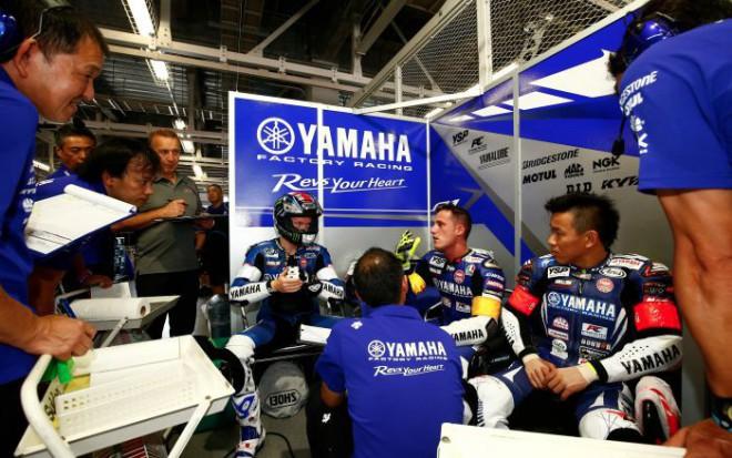 Suzuka 8H: V trénincích zajeli nejrychleji jezdci tovární Yamahy