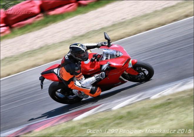 Ducati Panigale 1299: první jízda