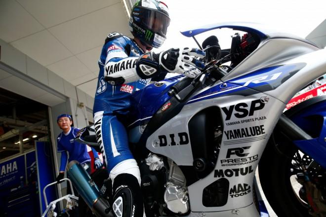 Vítìzství po devatenácti letech, Yamaha slaví pátý triumf v Suzuce