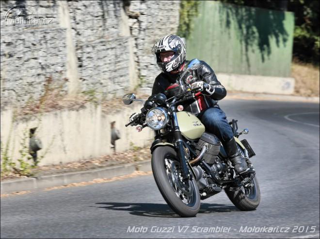 Moto Guzzi V7 II Legend: In the Army Now!