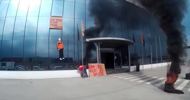 """Gas Gas odmítá kupce z KTM: """"Tady není váš domov!"""""""
