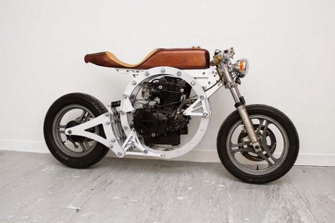 Open Source - Tinker: postavte si motorku za hodinu