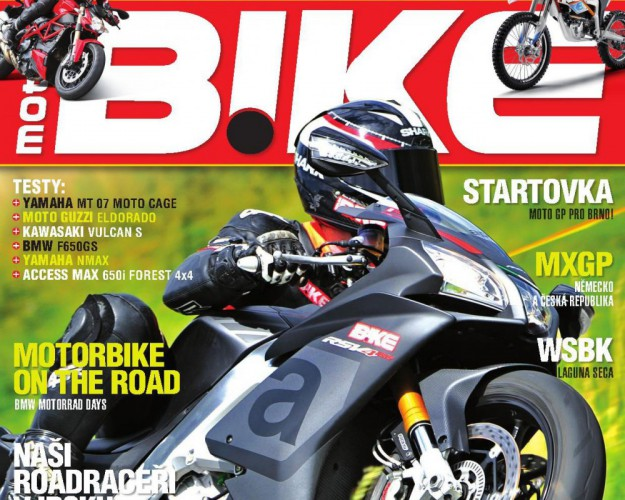 Motorbike 8/2015