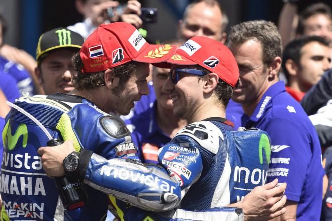 Bitva o titul bude s Márquezem a ne snadná, pøedvídá Rossi s Lorenzem
