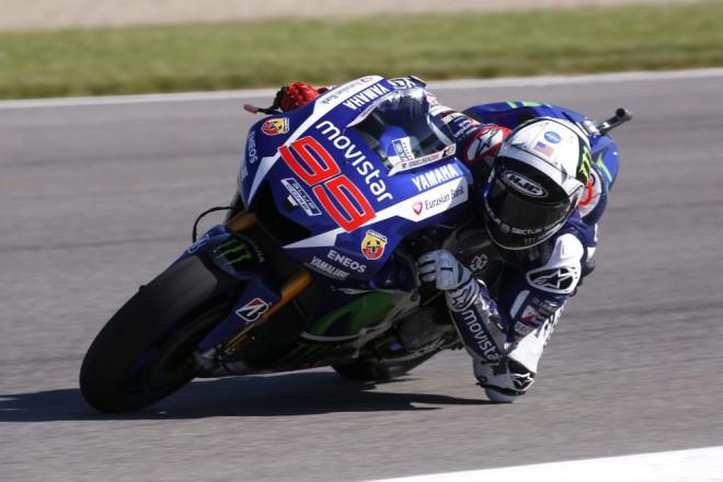 GP Indianapolisu � V p�tek byl nejrychlej�� Lorenzo