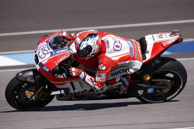 Ducati je po úvodních trénincích mezi pìti nejlepšími