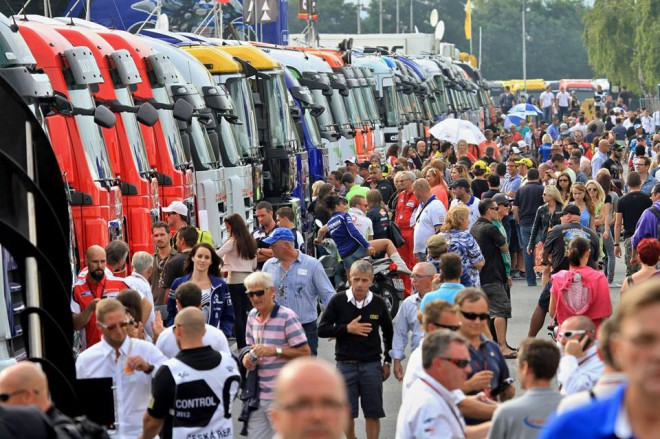 Pades�t let Grand Prix v Brn� aneb od Velk� ceny �eskoslovenska ke GP �esk� republiky
