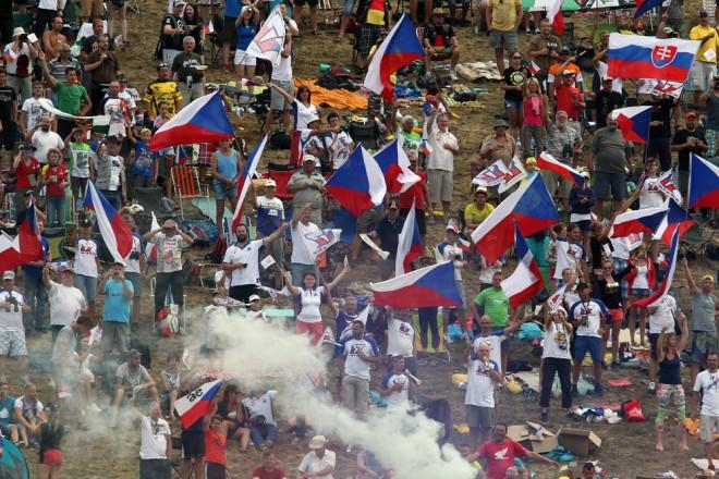 Den závodu v Brnì objektivem Vladimíra Rejdy