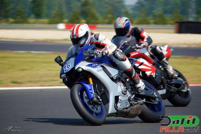 Rozp�len� Slovakiaring s�Dafit Filla Racing Agency