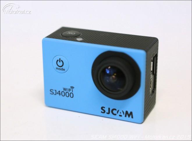 SJ4000 Wi-Fi: kamera nemusí stát majlant