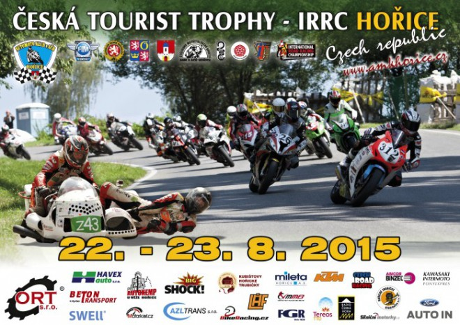Roadracing - IRRC v Ho�ic�ch u� tento v�kend