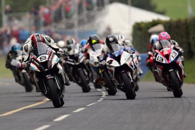 Motopoint Indi Racing po Ulster Grand Prix