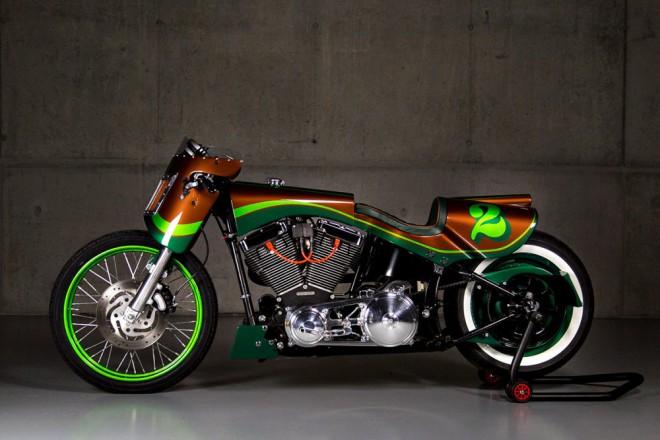 Make it Pop od GS Mashin, aneb když Harley nemá být Harley