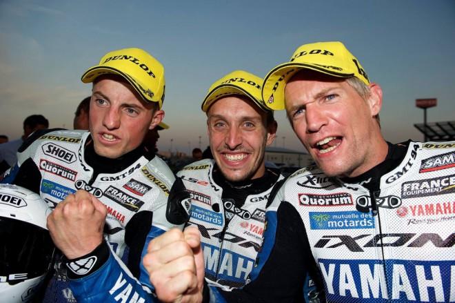Osmihodinovku v Oscherslebenu vyhrála GMT94 Yamaha