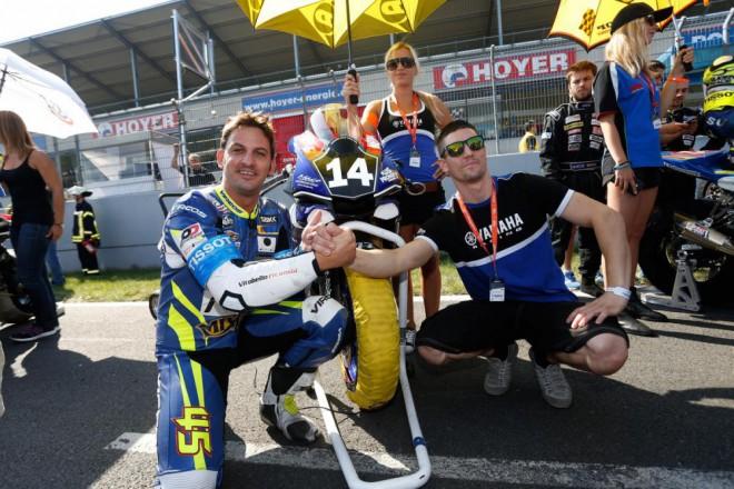 Úspìšný vytrvalostní víkend pro Yamaha Maco Racing
