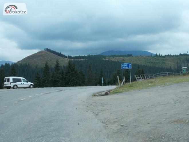 Severokarpatská cesta
