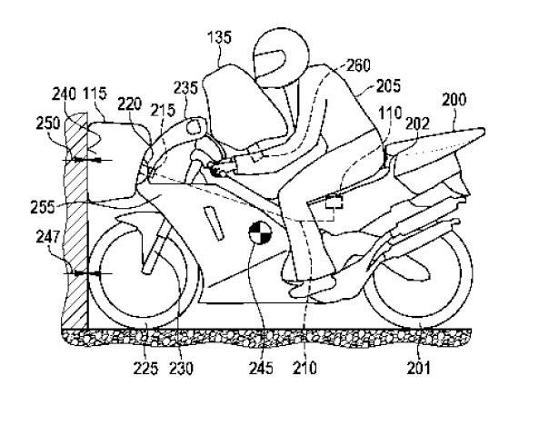 Bosch a Honda vyvíjí dvojici integrovaných airbagù