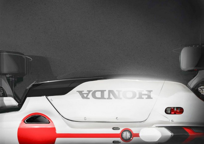 Chystaný Project 2&4 od Hondy spojí svìt aut a motorek