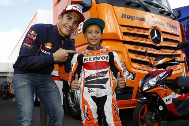 GP Velké Británie – Pole position má Márquez, Hanika první øadu v Moto3