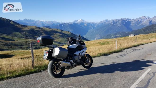 Alpy ve stylu Adventure Sport