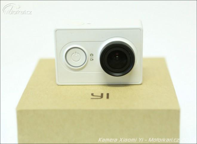 Recenze kamery Xiaomi Yi - pìkný obraz, horší zvuk