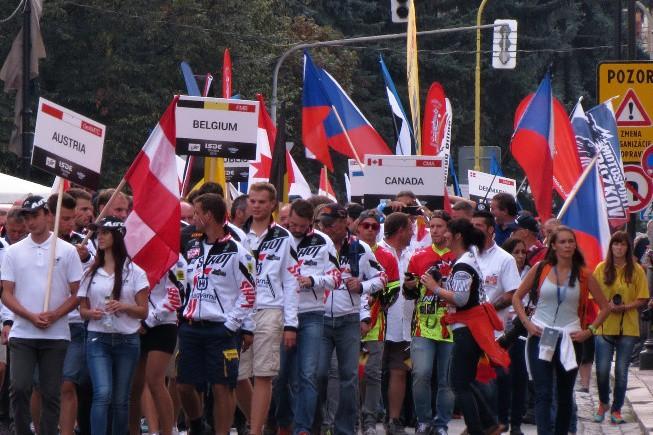 Šestidenní – Slavnostní zahájení v Košicích