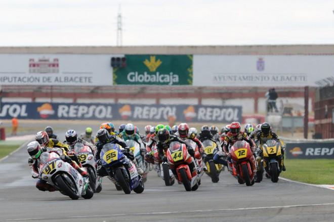 V Albacete pokraèoval FIM CEV Repsol pátým kolem sezony