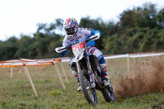 ISDE 2015 – První den šestidenní motocyklové soutìže