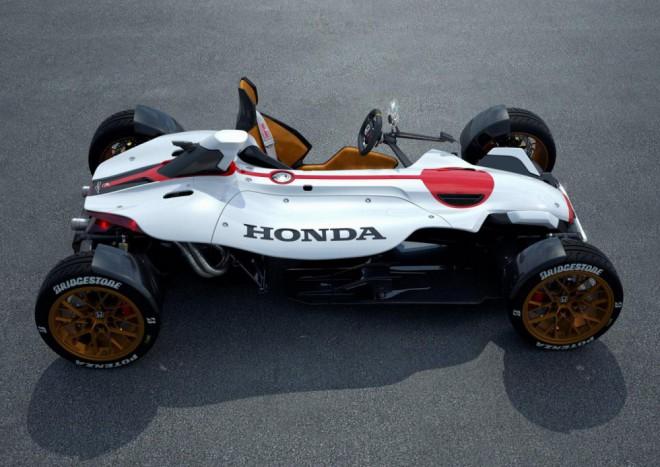 Honda ukázala konceptuální Project 2&4