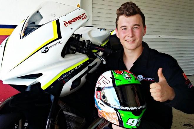 V Jerezu nastoupí Popov na divokou kartu v MS Supersport