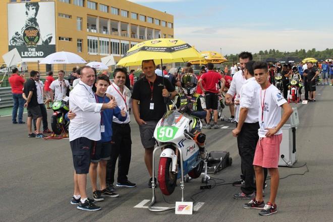 S novým týmem bojoval Vostatek o stupnì vítìzù Moto4
