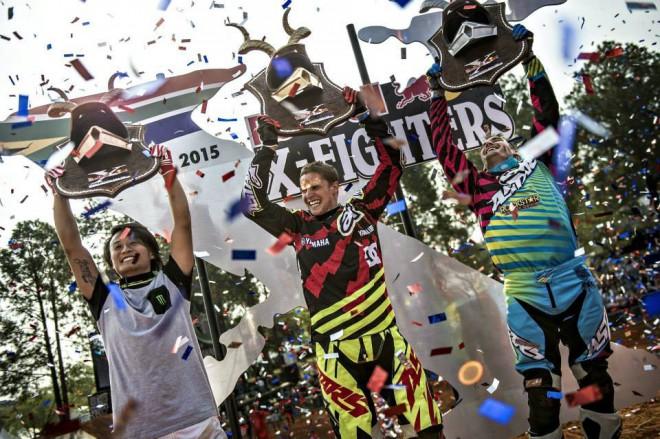 Red Bull X Fighters vyhrál v Pretorii Tom Pages