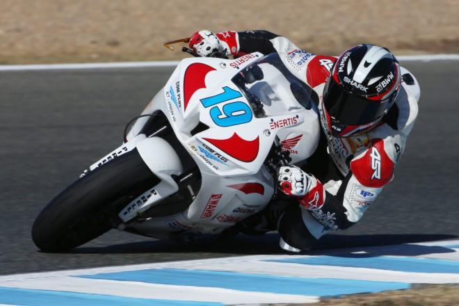 �esk� st�j SMS Racing v prvn� des�tce