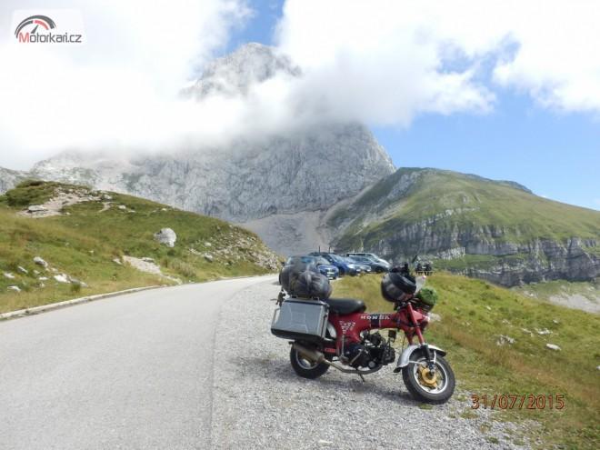 Tempo 50 - Julské Alpy a k móøi