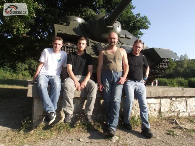 """Slovensko-""""šalený východ"""" tour 2015"""